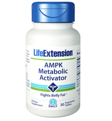 AMPK Metabolic Activator 30 vcaps