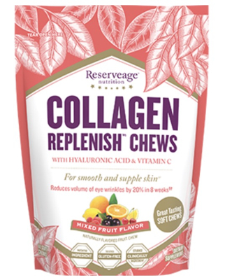 Collagen Replenish 60 chews