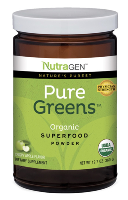 Pure Greens – Crispy Mint 12.7 oz