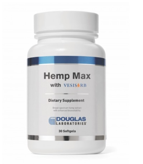 Hemp Max with VESIsorb 30 gels