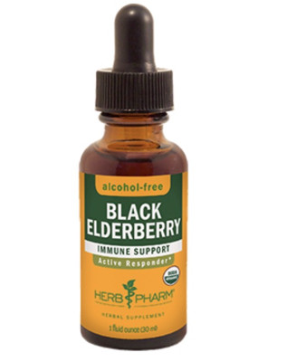 Black Elderberry Alcohol-Free