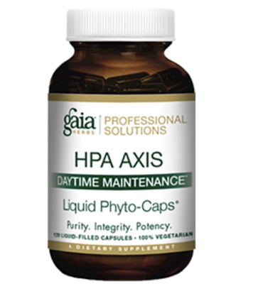 HPA Axis: Daytime Maintenance 120 lvcaps