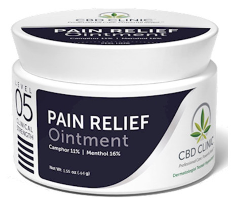 Pain Relief Ointment - Level 5