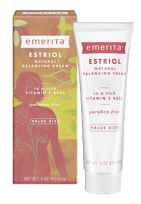 Estriol Cream 4 oz