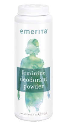 Feminine Deodorant Powder 4 oz