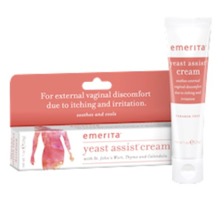 Yeast Assist Cream 1 fl oz