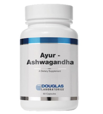 Ayur-Ashwaganda (Indian Ginseng) 60 caps