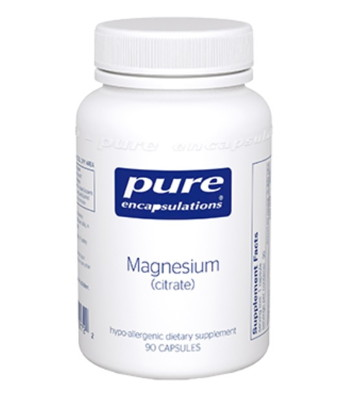 Magnesium (citrate) 150 mg