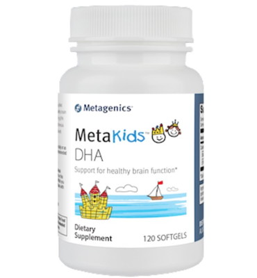 MetaKids DHA 120 softgels