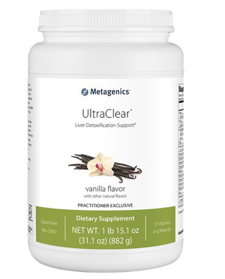 UltraClear RICE Vanilla 31 oz