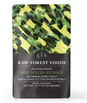 Pine Pollen Extract (10:1) Powder 65 grams