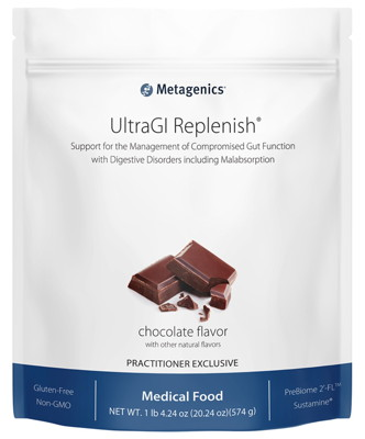 UltraGI Replenish Choc 14 servings