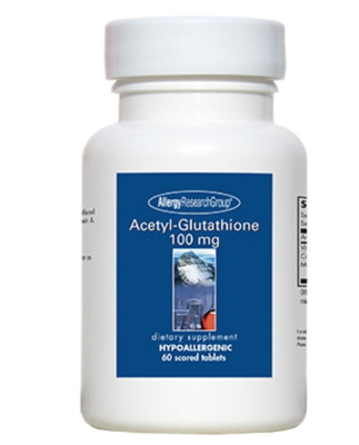 Acetyl-Glutathione 100 mg - 60 tablets