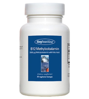 B12 Methylcobalamin 50 Lozenges