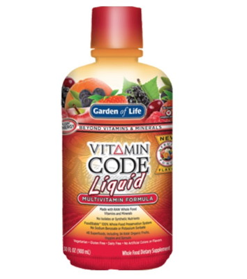 Vitamin Code Liquid Multi 30 oz