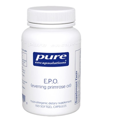 EPO (Evening Primrose Oil) softgels