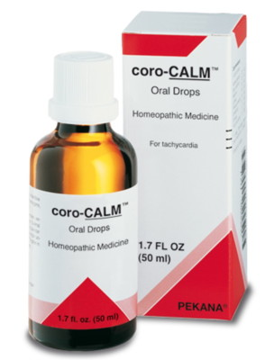 coro-Calm Homeopathic Drops 50 ml
