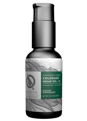 Colorado Hemp Oil/Full Spectrum Hemp Extract 50 ml