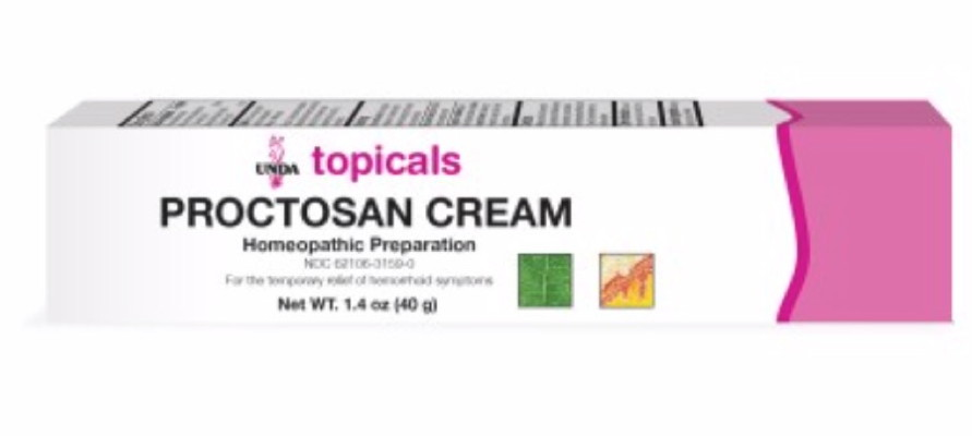 Proctosan Cream 1.4 oz