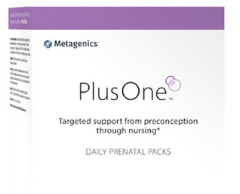 Plus One Daily Prenatal 30 packets