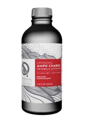 AMPK Charge+ Liposomal 3.38 fl oz