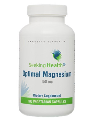 Optimal Magnesium 100 vcaps
