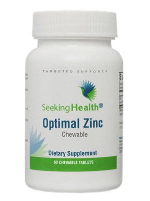 Optimal Zinc Chewable 60 chewable tabs