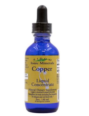 Liquid Ionic Copper