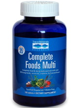 Complete Foods Multiple 120 tabs