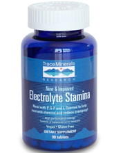 Electrolyte Stamina Tablets 90 tabs