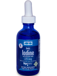 Iodine from Potassium Iodide 2 oz