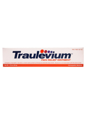 Traulevium Pain Relief Ointment 1.76 oz