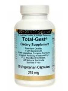 Total-Gest Diegestive Enzymyes