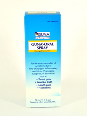 GUNA-Oral Spray 50 ml