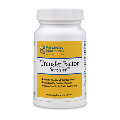Transfer Factor Sensitive 60 vcaps