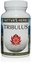Tribulus Extract 120 vcaps - Certified Organic
