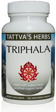 Triphala Extract - Certified Organic