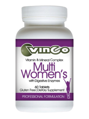 MultiWomen's with Digestive Enzymes 60 tabs