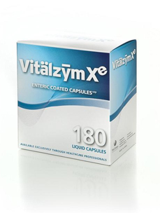 Vitalzym XE Enteric Coated 180 Gels