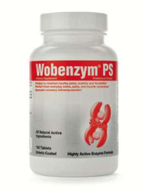 Wobenzym PS 100 tabs
