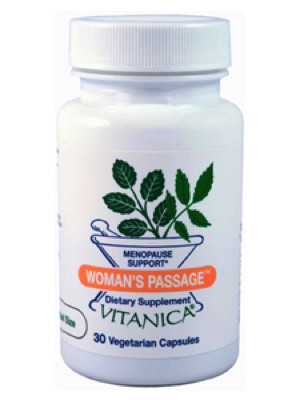 Woman's Passage - Menopause Support