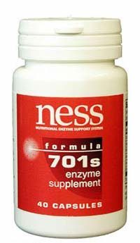 Formula 701s Circulatory Support - 40 caps