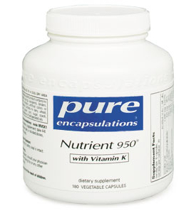 Nutrient 950 with Vitamin K