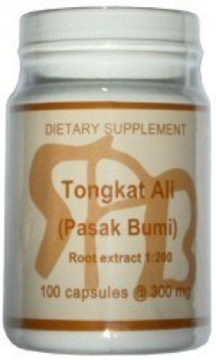 Tongkat Ali 1:200  300 mg