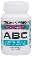 ABC – Probiotic 60 caps