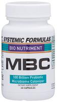 MBC - 100 Billion Probiotic Microbiome Colonizer 45 caps