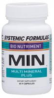 MIN - Multi Mineral Plus 60 caps
