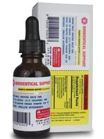 Womens Bioidentical Support 1 oz