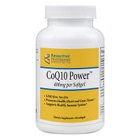 Co Q10 Power 400 mg - 60 softgels