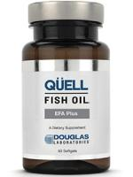 QUELL Fish Oil EFA Plus 60 softgels